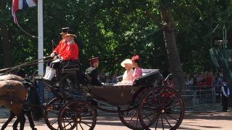 Prinz Harry, Camilla und Kate